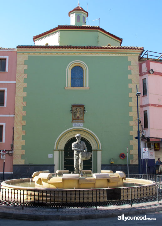 Fuente del Arrocero in Calasparra