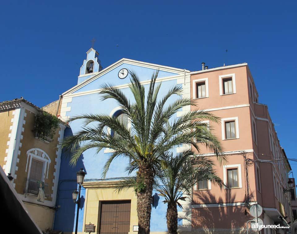 Iglesia de la Merced in Calasparra