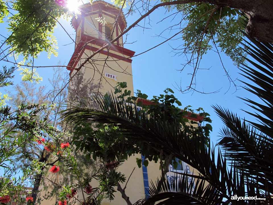 Iglesia de los Santos in Calasparra