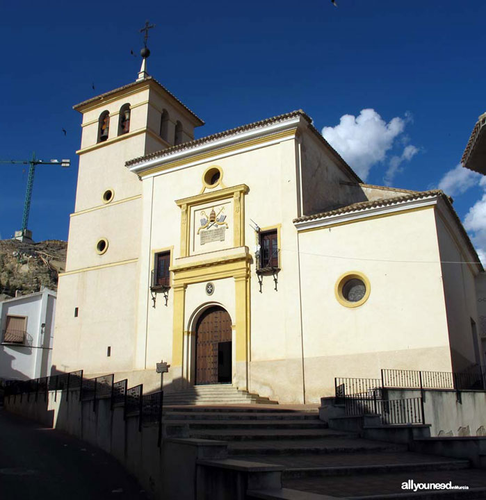 Iglesia de San Pedro in Calasparra