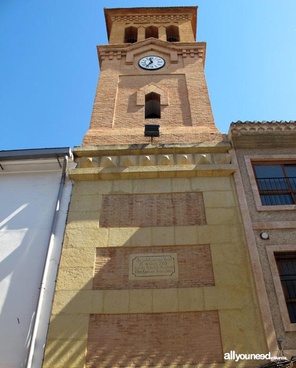 Torre del Reloj in Calasparra