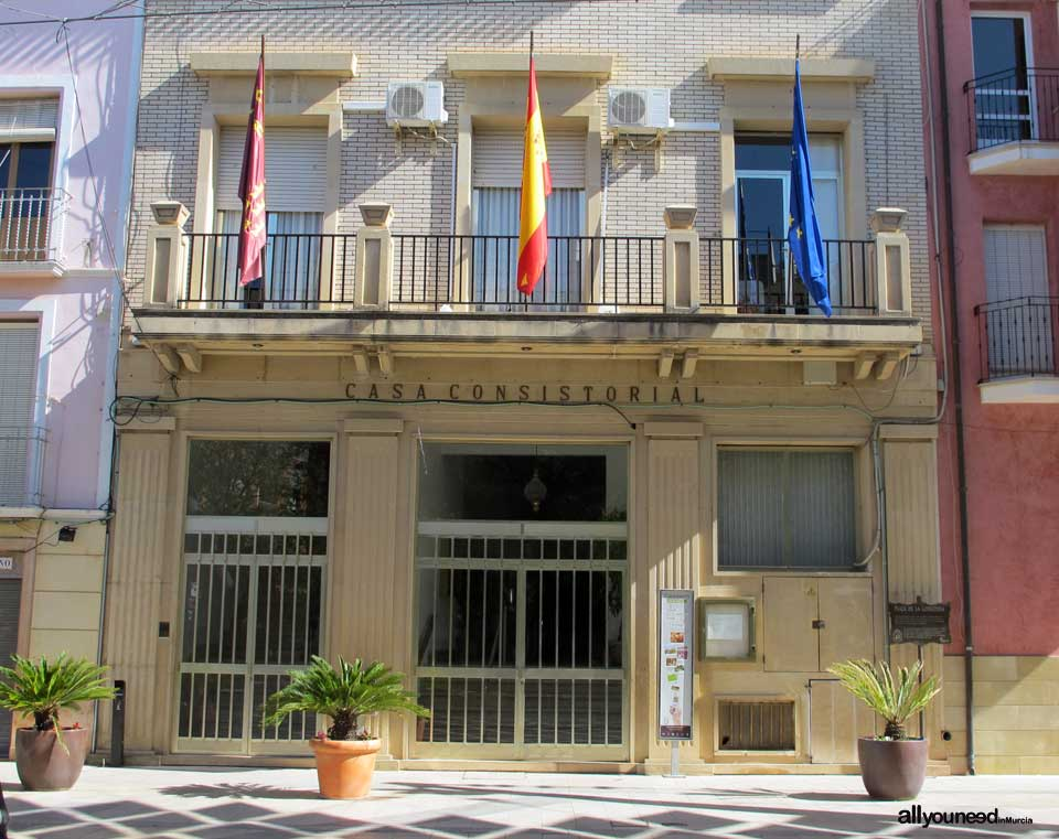 City Hall of Calasparra