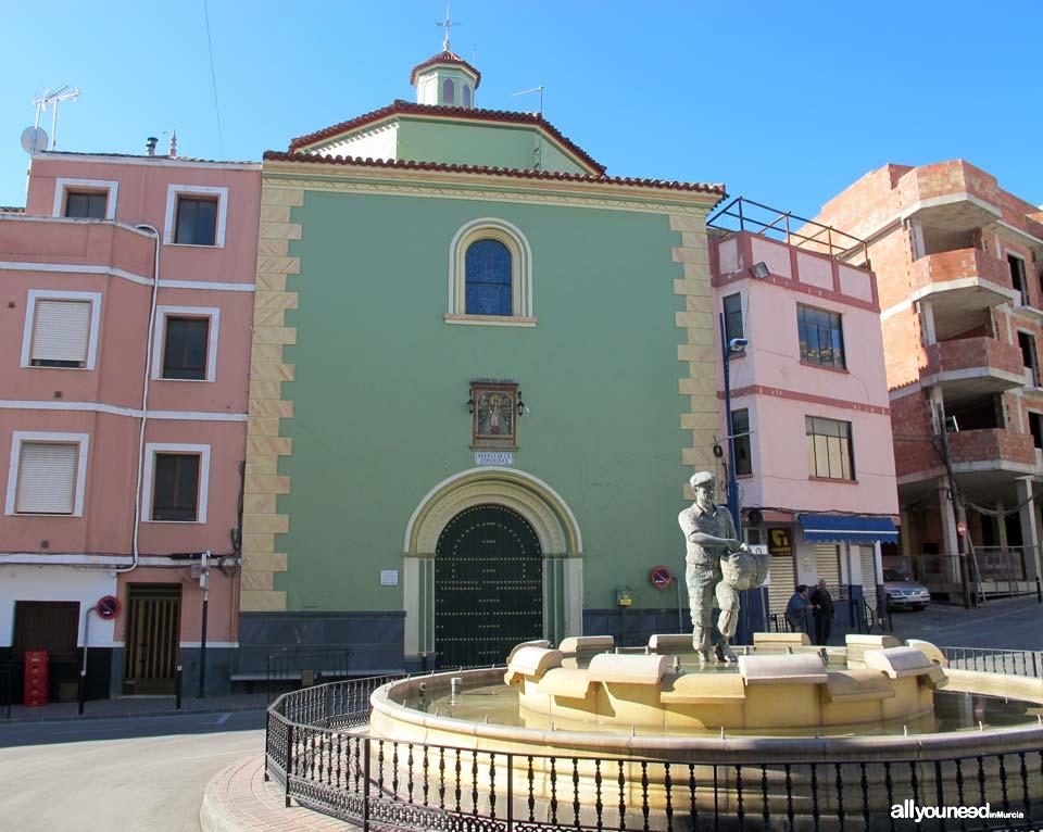 Iglesia de la Merced. Puerta de la Esperanza