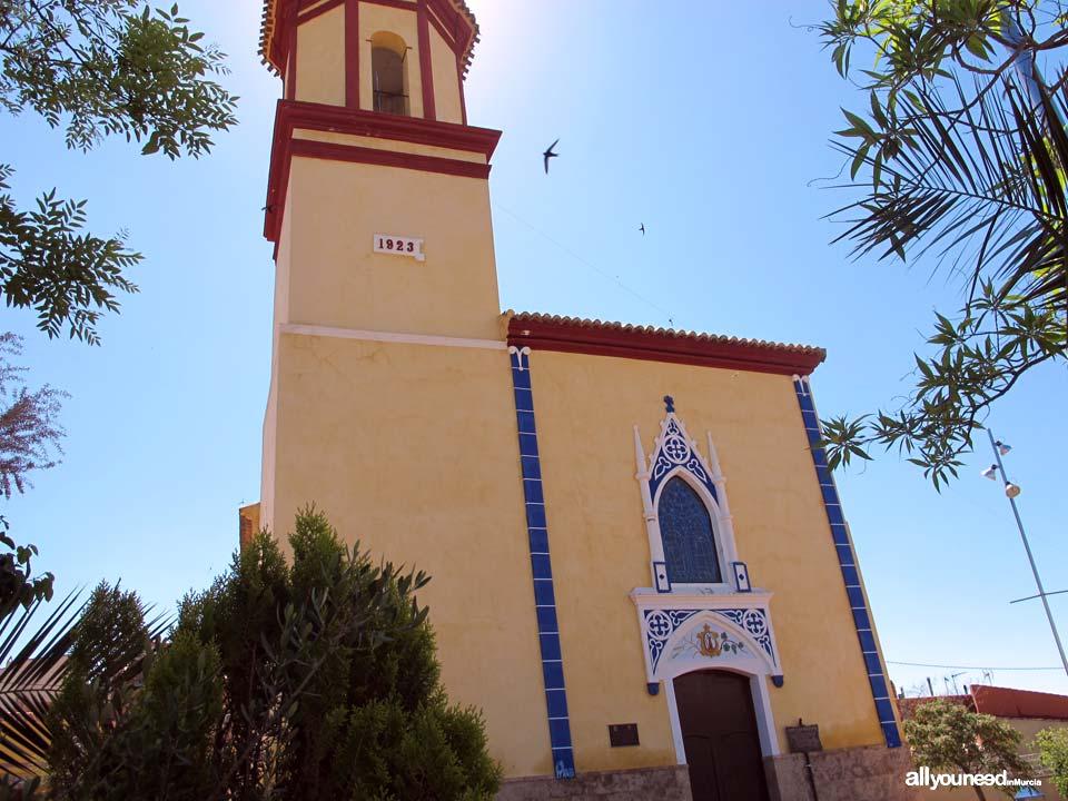 Iglesia de los Santos