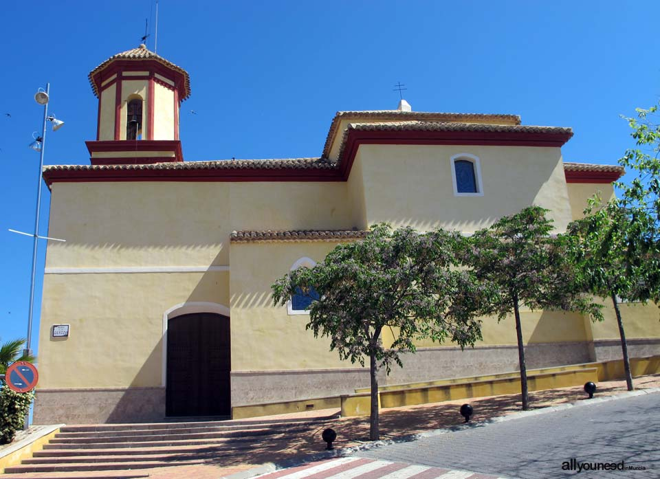 Church of the Santos