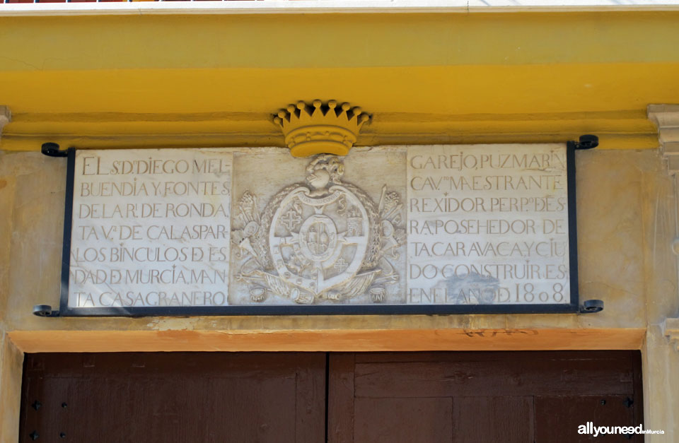 Oficina de Turismo de Calasparra