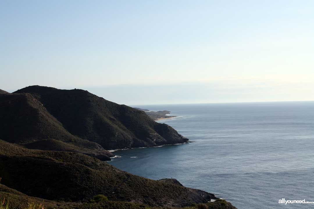 Barco Cove. Panoramic views