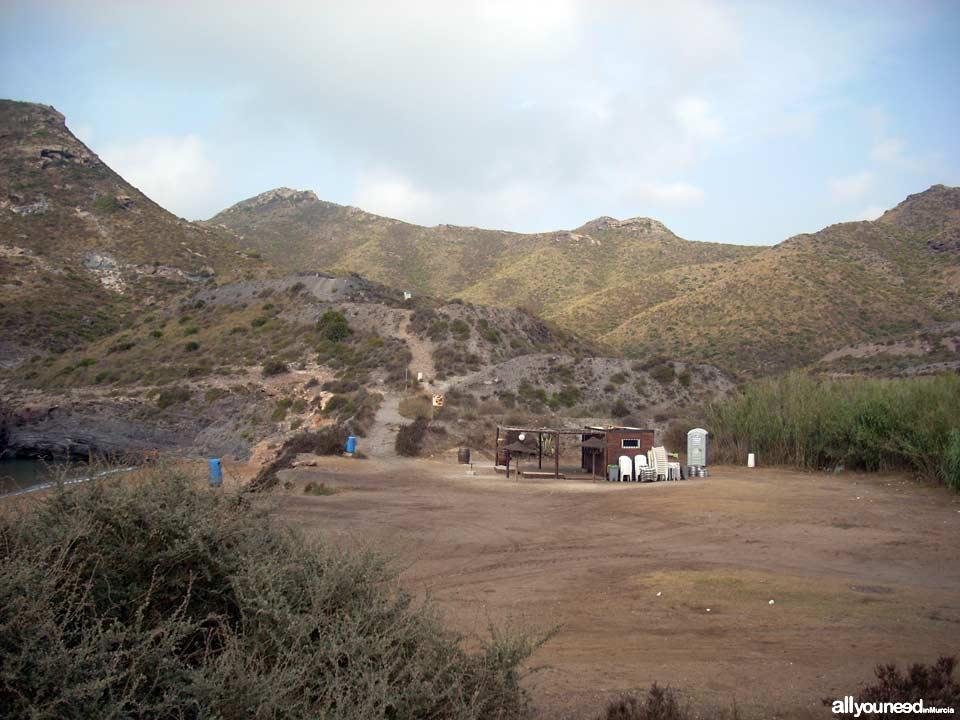 Sendero de Cala Reona a Cala de los Déntoles- Cala Magre