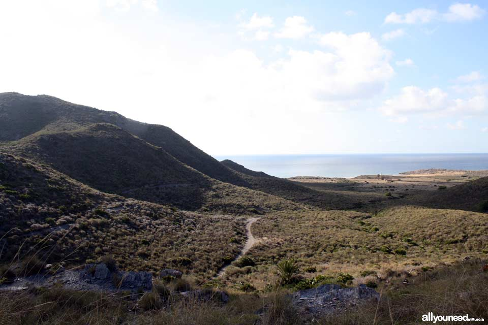 Calblanque Trails