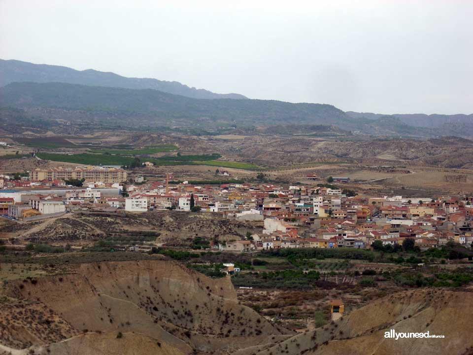 Vista de Campos del Río