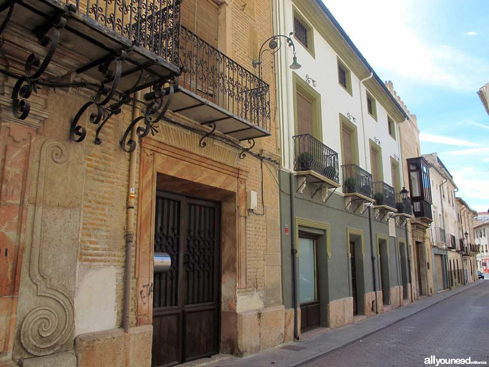 Casa del Marqués de Caravaca de la Cruz