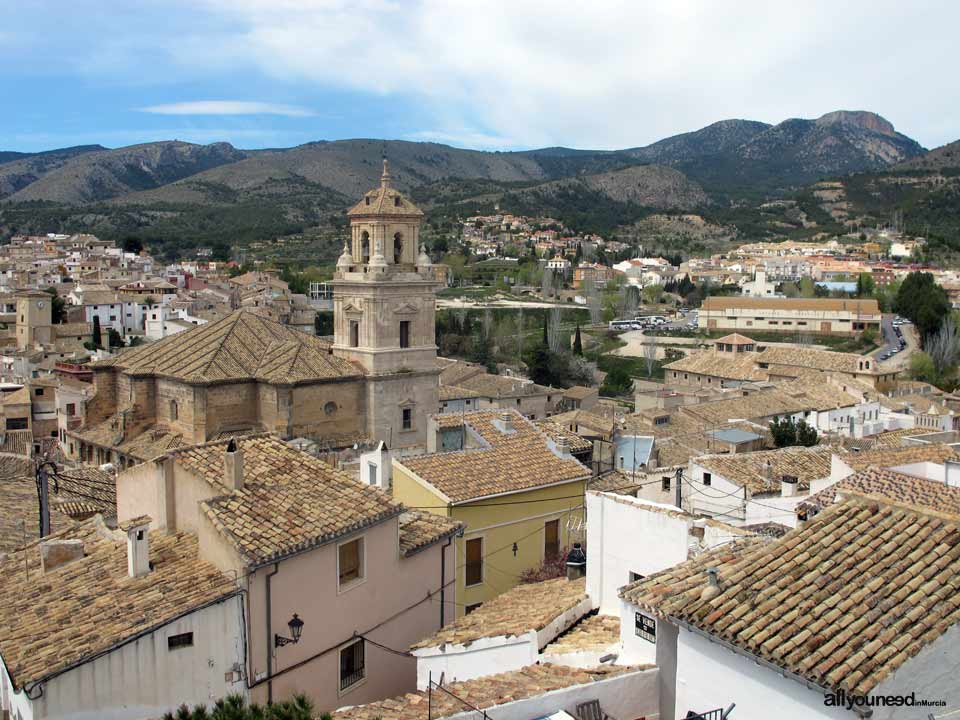 Guided tour of Caravaca de la Cruz