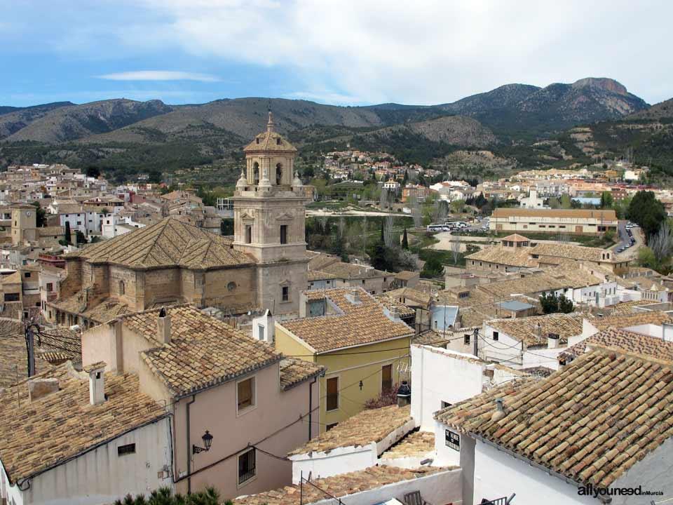Vista desde Cuesta del Castillo
