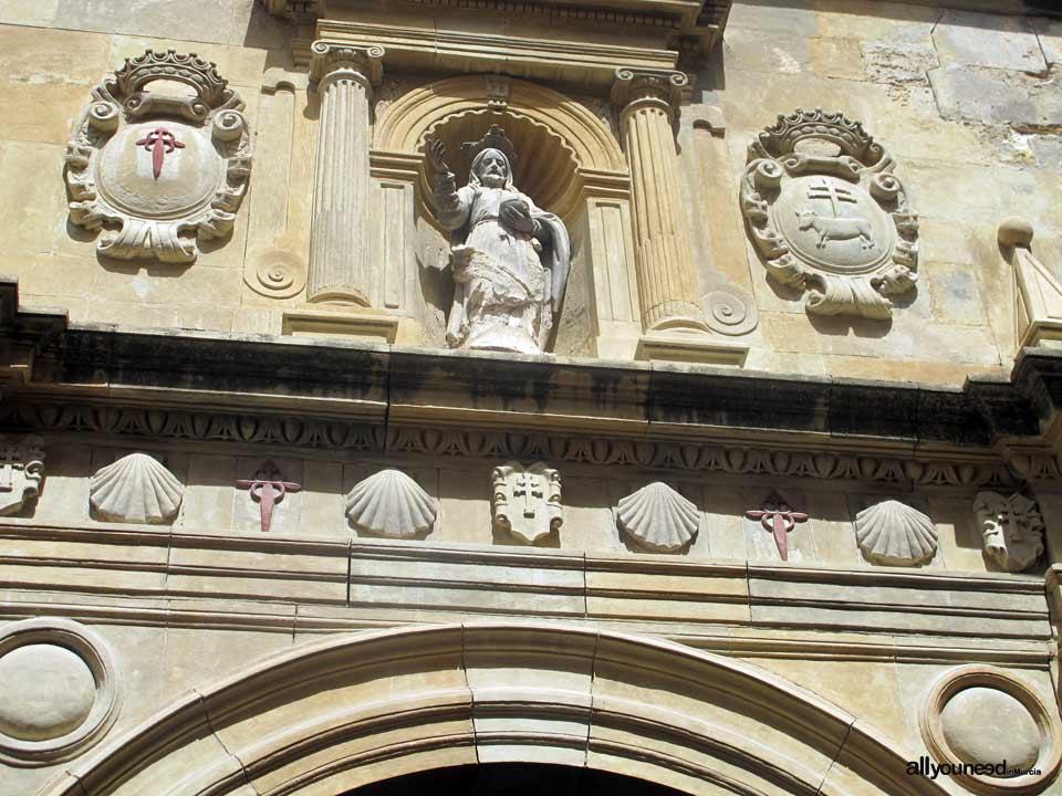 Detalle Iglesia de El Salvador