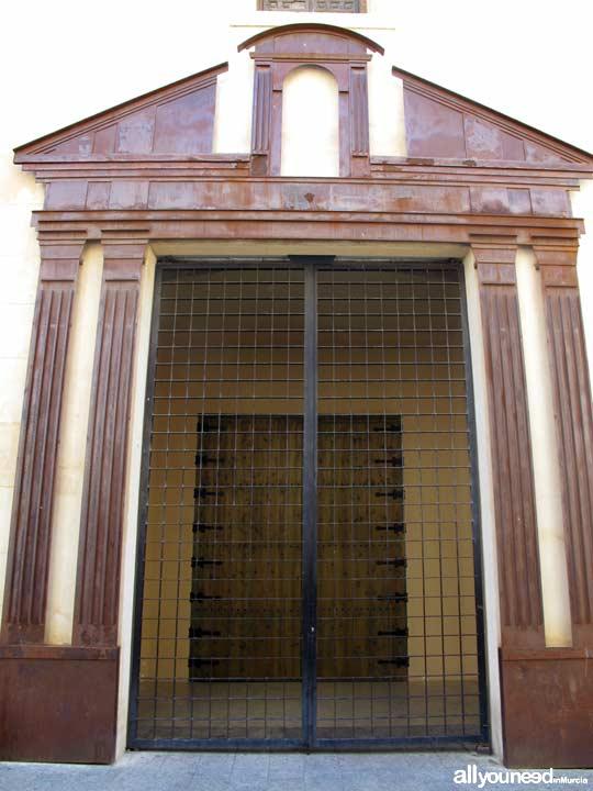 Puerta de la Iglesia de los Jesuitas