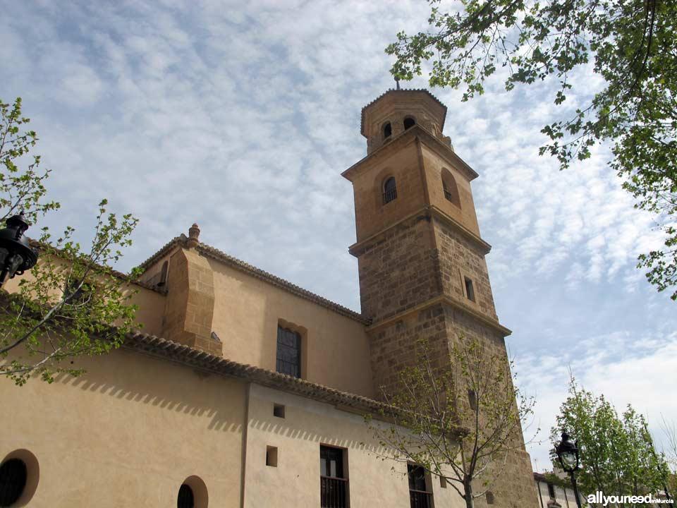 Iglesia de la Purísima Concepción de Caravaca de la Cruz
