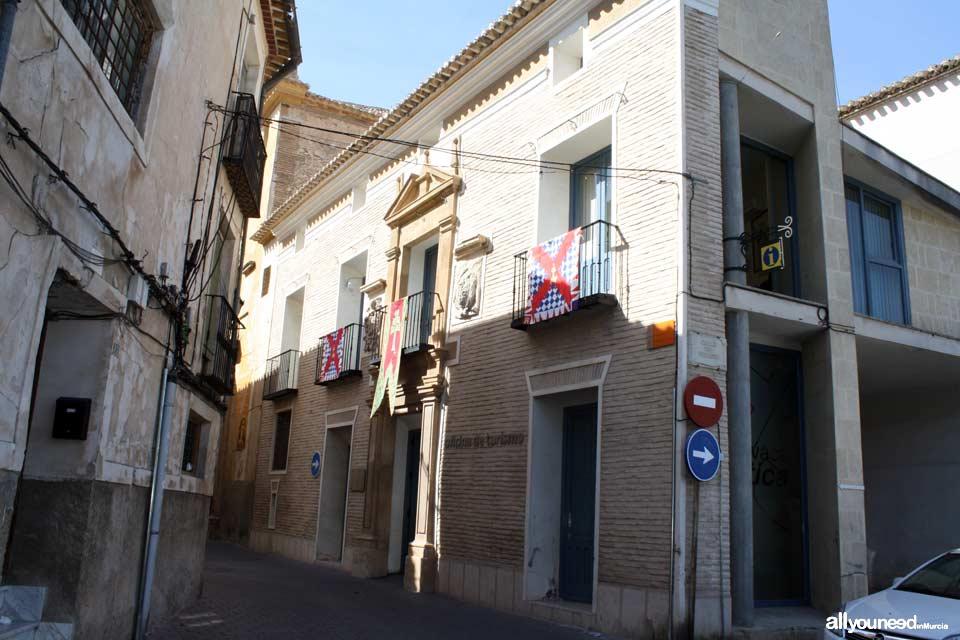Oficina de turismo de caravaca de la cruz - Oficina de turismo murcia ...