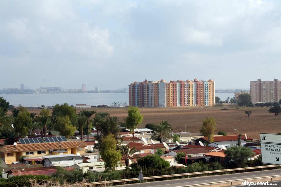 Camping Villas Caravaning en Cartagena. Disfruta al aire libre.