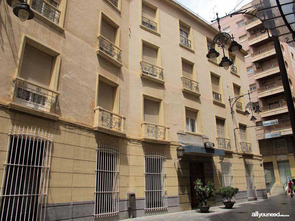 Hotel Cartagenera
