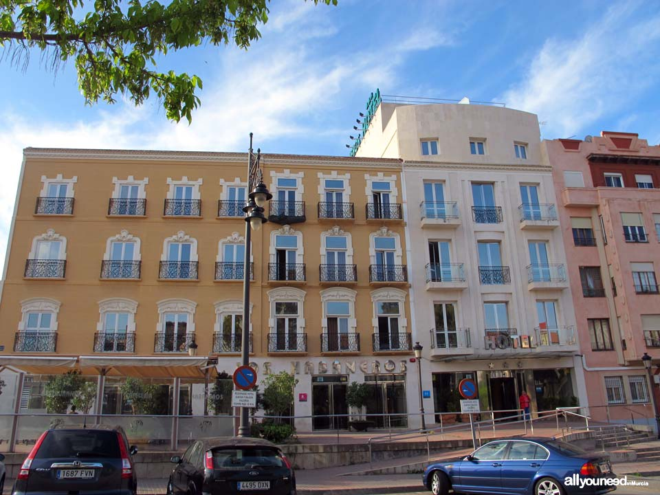 Hotel Los Habaneros en Cartagena