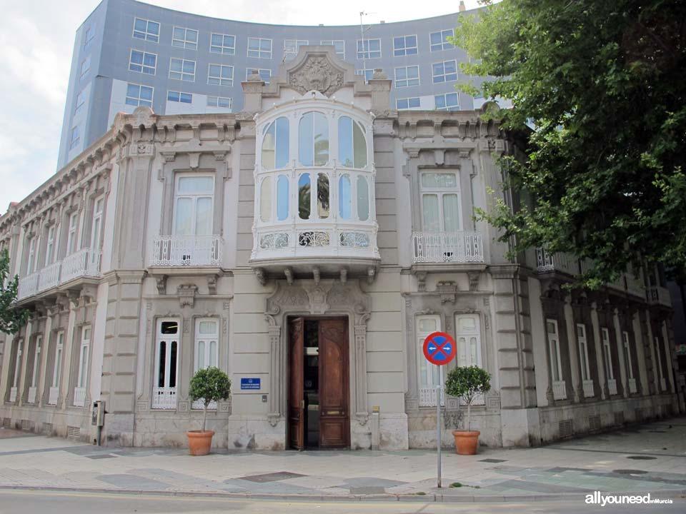 Hotel de la Compania del Ensanche