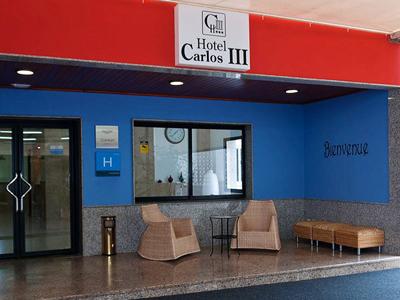Hotel Carlos III Sercotel ***
