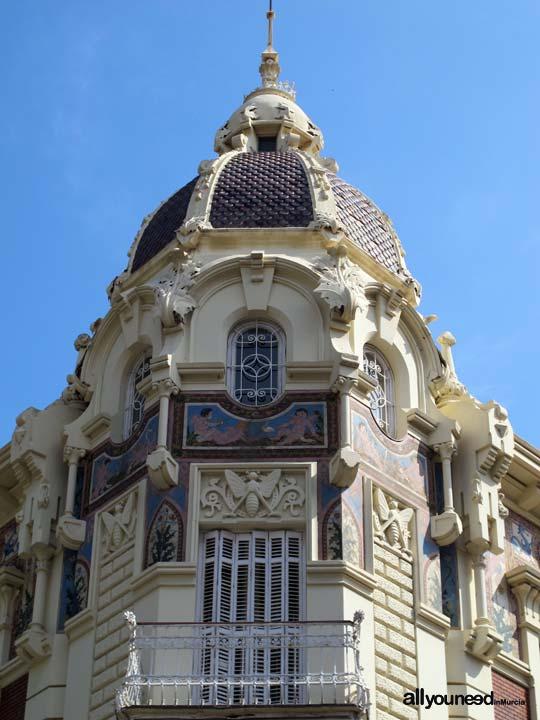 Casa Aguirre. MURAM de Cartagena