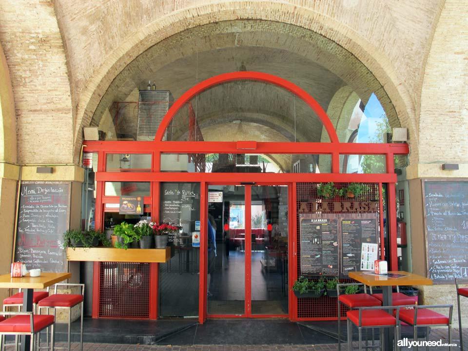 Restaurante a la Brasa