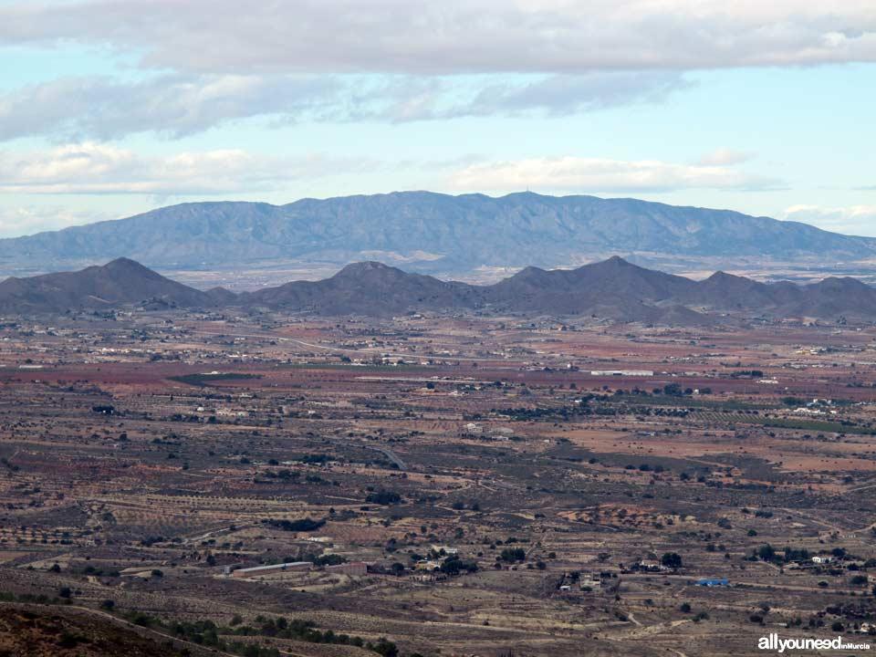 Panorámicas desde el Monte Roldán