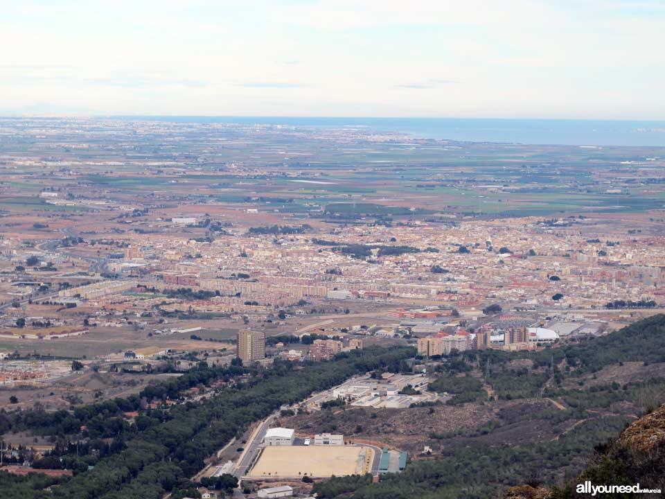 Panoramic Views from Monte Roldán