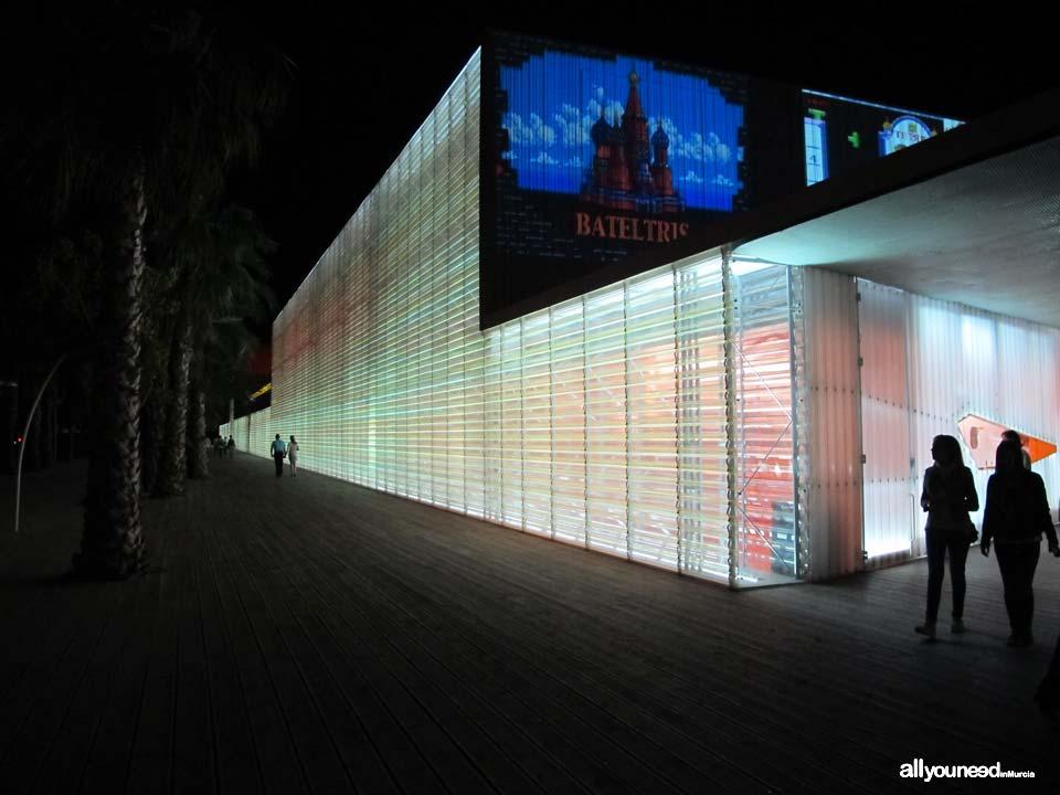 El Batel. Auditorio y palacio de congresos de Cartagena
