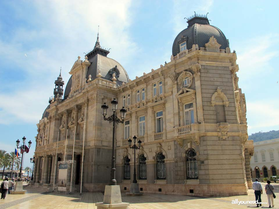 City Hall of Cartagena