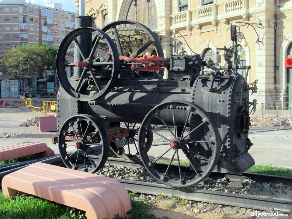 Estación de Ferrocarril de Cartagena