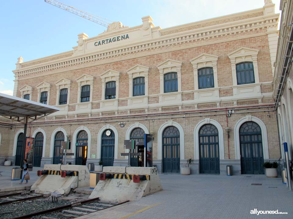 Cartagena Train Station