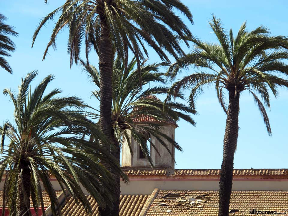 Monasterio de San Gines de la Jara