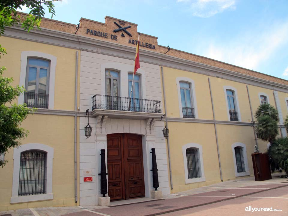 Parque de Artillería de Cartagena. Museo Militar