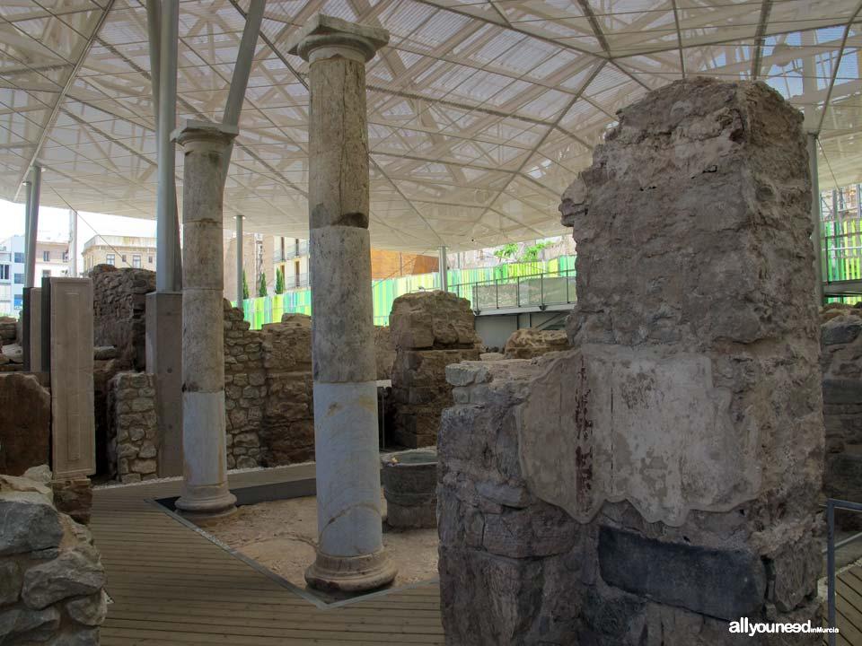 Foro Romano de Cartagena