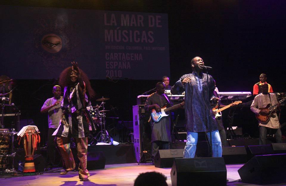 La Mar de Musicas. Cartagena