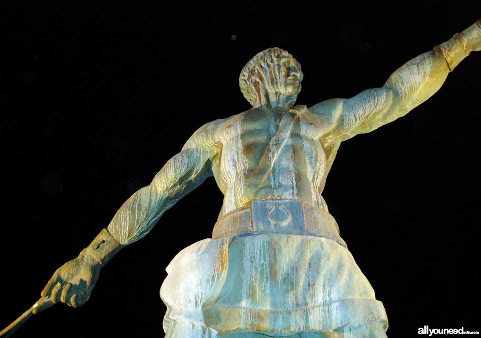 Carthagineses y Romanos en Cartagena. Portada Honderos-Baleares