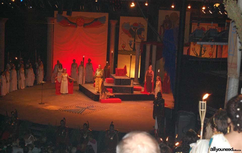 Carthagineses y Romanos en Cartagena. Acto fundación Qart Hadast