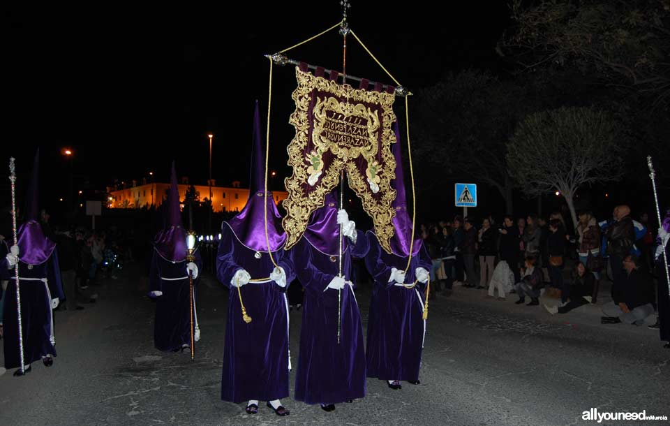 Emblem of Jesús Nazareno. Holy Week in Cartagena