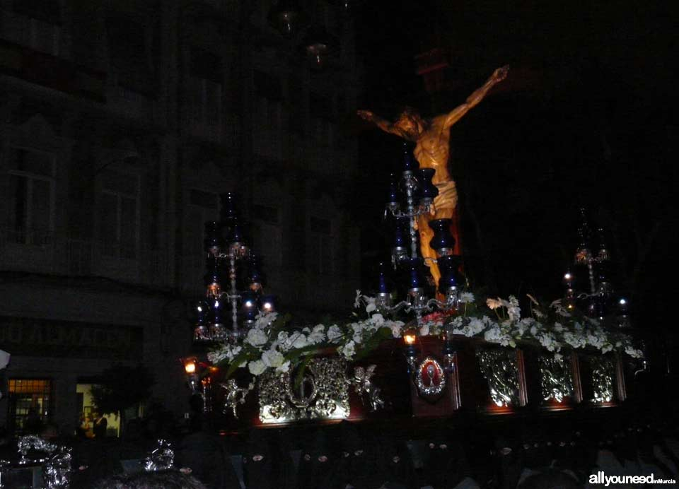 Ecce-Homo. Holy Week in Cartagena