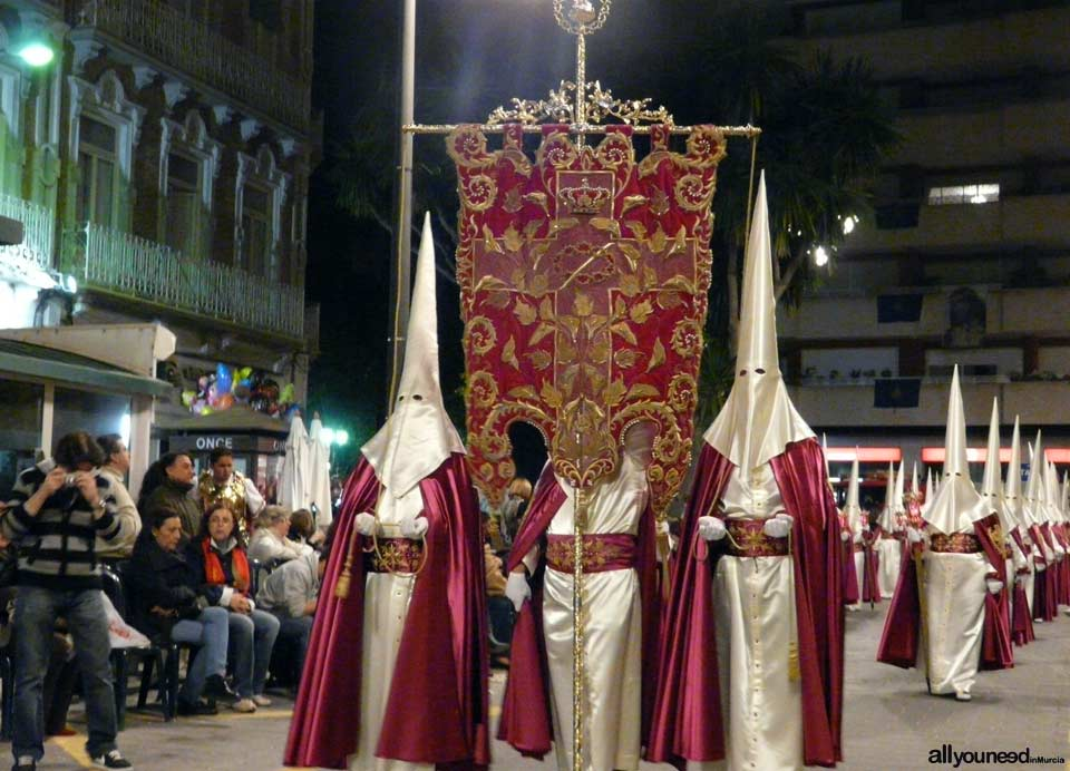 Emblem of Coronación de Espinas. Holy Week in Cartagena