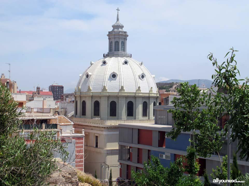 Iglesia de la Caridad de Cartagena