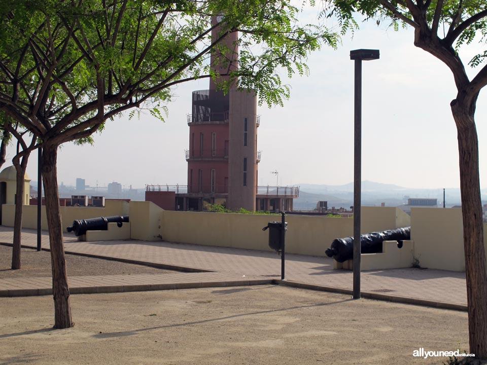 Calles de Cartagena. Calle Adarve de Artillería