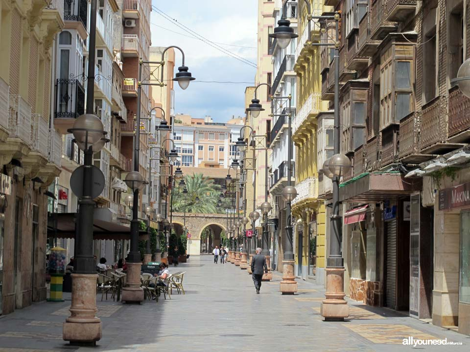 Calle Canales