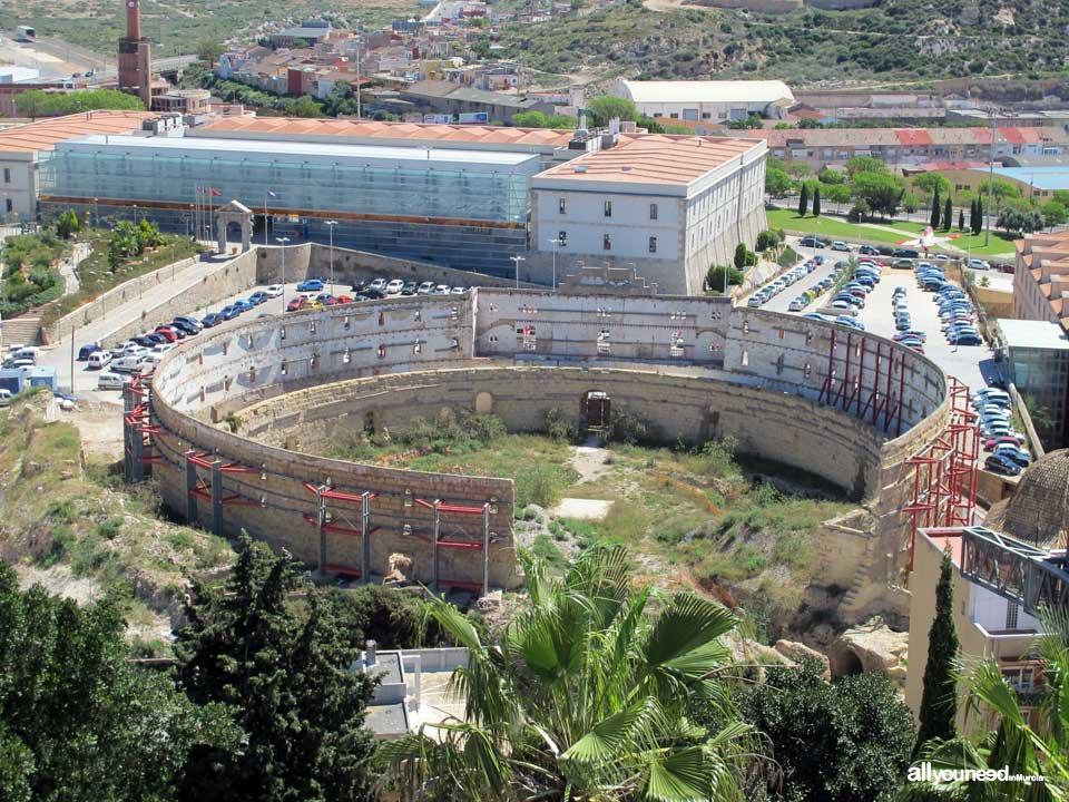 Cartagena Amphitheater