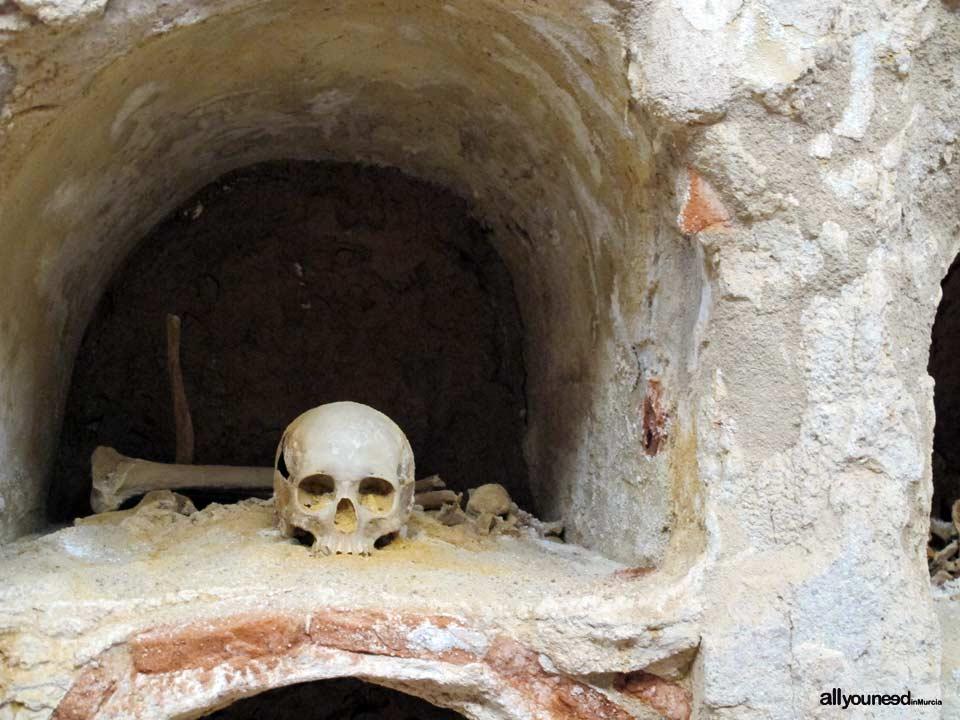 Crypta Ermita San Jose