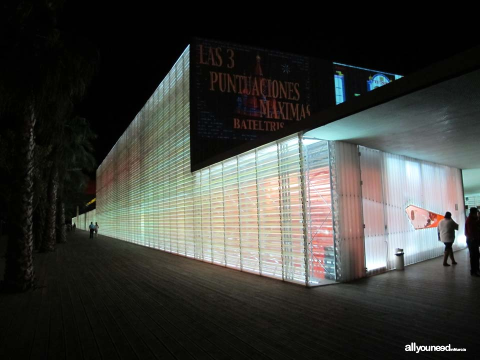 Museum Night of Cartagena. Pictures