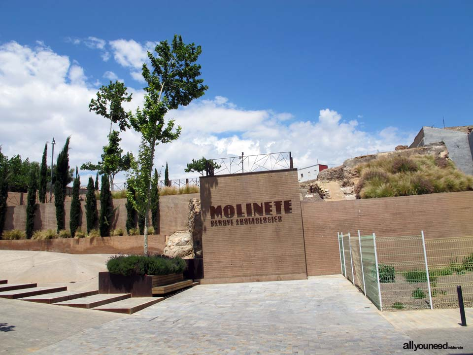 Molinete Archaeological Park